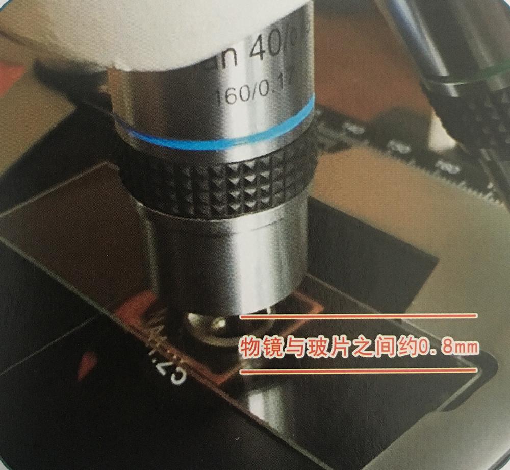 一滴血检测仪40X物镜